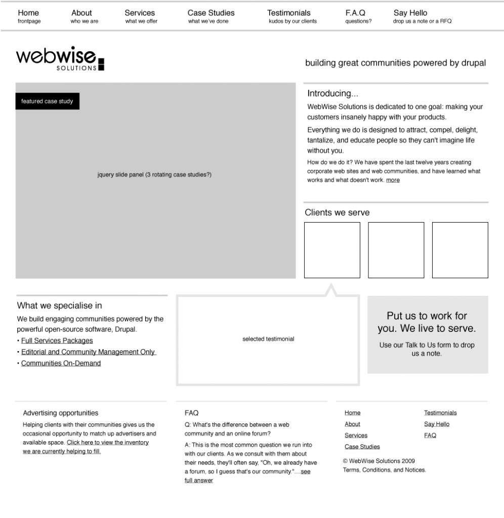 webwise-home-wireframe