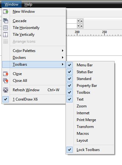 CorelDraw X5,X6 cơ bản | Bài 1: Giao diện